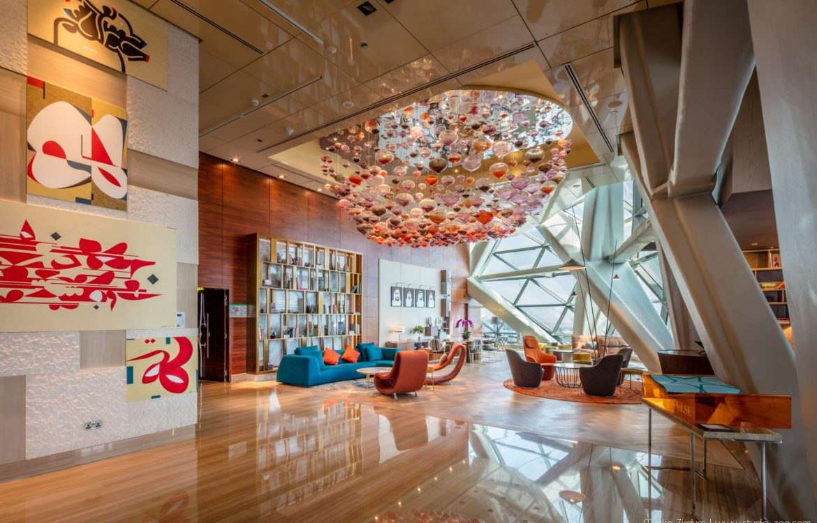 Andaz Capital Gate – Abu Dhabi